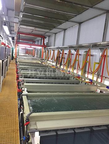 小氧化自动生产线