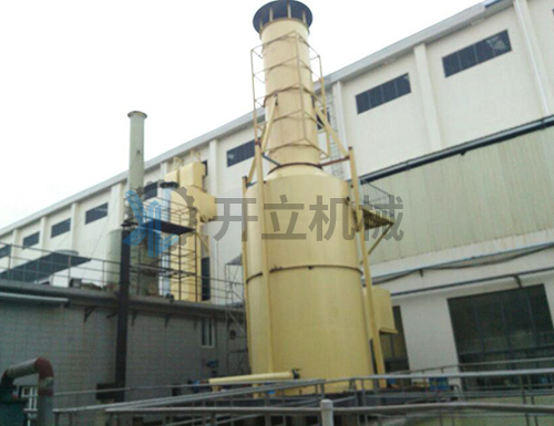 立式碱槽废气喷淋塔