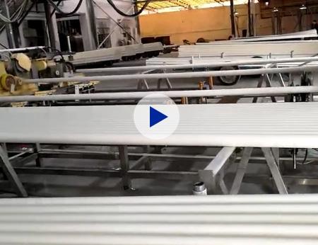 陶瓷辊棒自动加工设备视频
